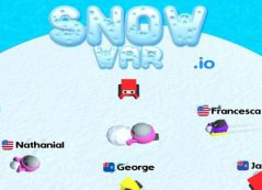 Snow War.io